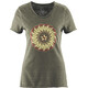 Red Chili Horda Shortsleeve Shirt Women olive